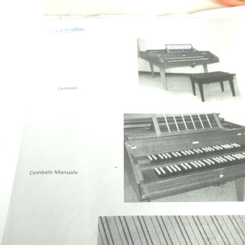 Ja, das ist das Bild zu Manule - (Barock, Cembalo, Manuale)