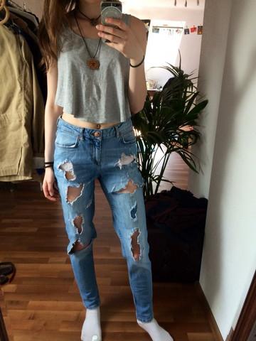 Was ist eine Mom-Jeans?