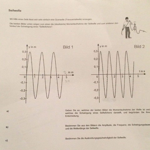 Dkdnls d dkdnls d - (Physik, Schwingungen)