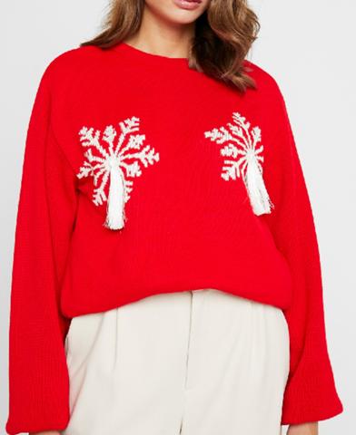 Was ist eure Meinung zu diesem Weihnachtspullover für Damen?