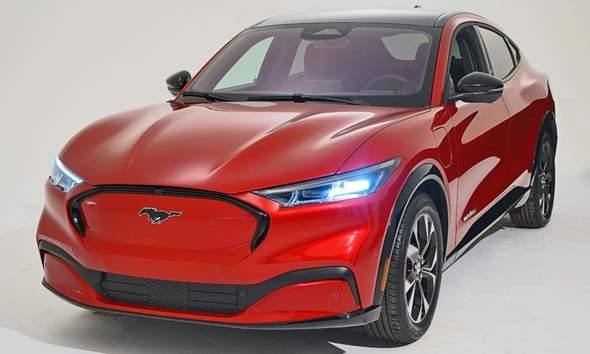 Was ist eure Meinung zum Ford Mustang Elektro?
