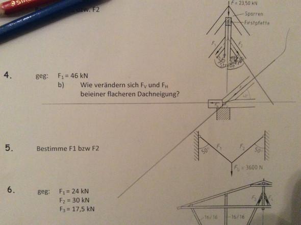 Was ist hier die gegebene kraft kr ftezerlegung for Resultierende kraft berechnen