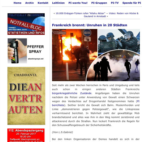 Frankreich  - (bürgerkrieg, afrikaner)