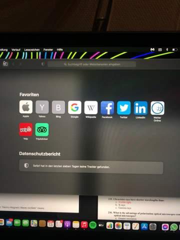 Was ist los mit meinem Mac?