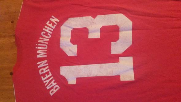 Was ist mein Kurzarm Trikot von Fc-Bayern Saison 1984-86 wert