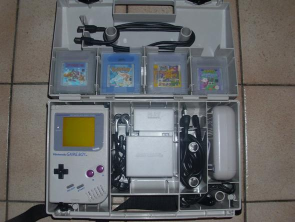 was ist meine nintendo gameboy sammlung wert games. Black Bedroom Furniture Sets. Home Design Ideas