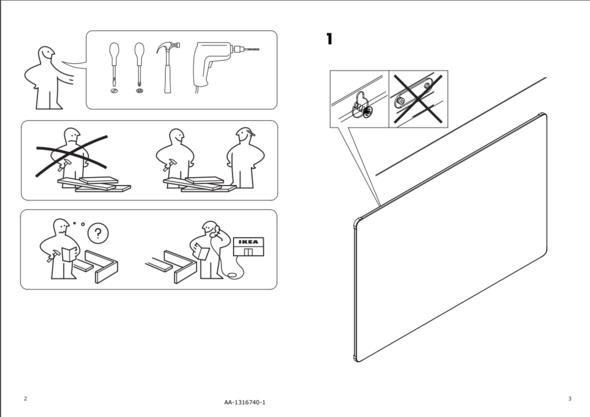 - (Handwerk, Möbel, IKEA)