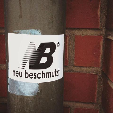 Neu Beschmutzt - (Mode, Berlin, Sneaker)