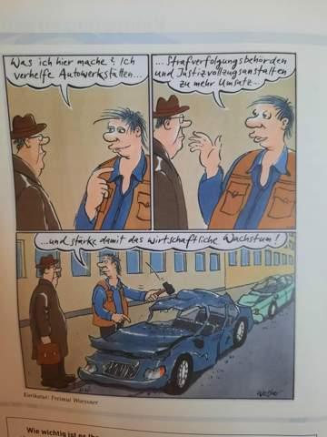 Was ist mit dieser Karikatur gemeint ich verstehe das nicht?