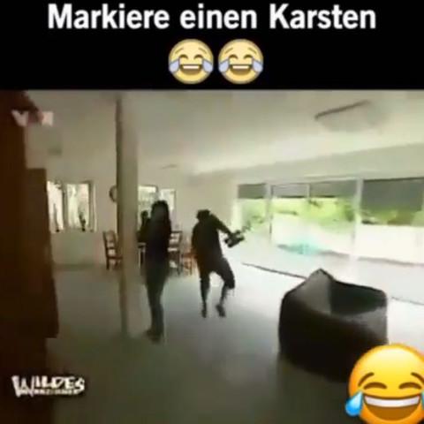 Karsten rennt - (Liebe, Film, Sport)