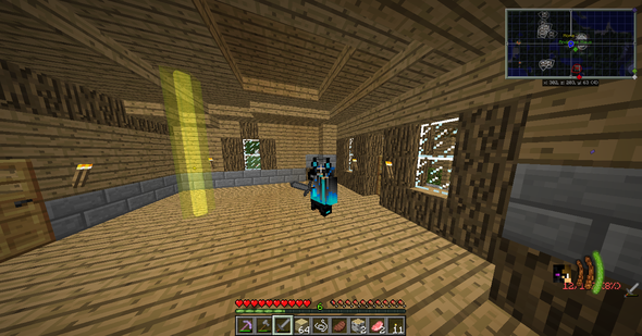 SO sehe ich jetzt aus! - (Minecraft, Mods)