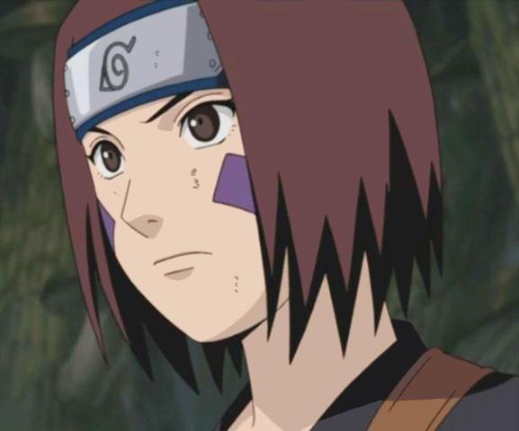Rin - (Leben, Naruto, Team)