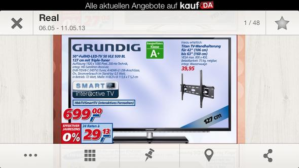 was ist und wof r braucht man ein triple tuner fernseher smart tv grundig. Black Bedroom Furniture Sets. Home Design Ideas