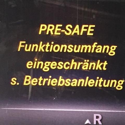 Bild der anzeige - (Technik, Auto, Mercedes Benz)