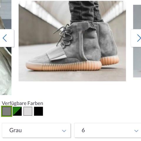 Die schuhe - (Schuhe, Yeezy)