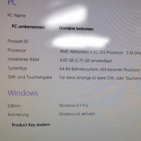 Haben  - (Computer, PC, Arbeit)