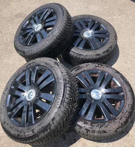 Wieviel kann ich für die Reifen mit Alufelgen verlangen?