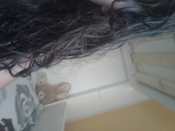 oh man meine haare :( - (Haare, Haarkur)
