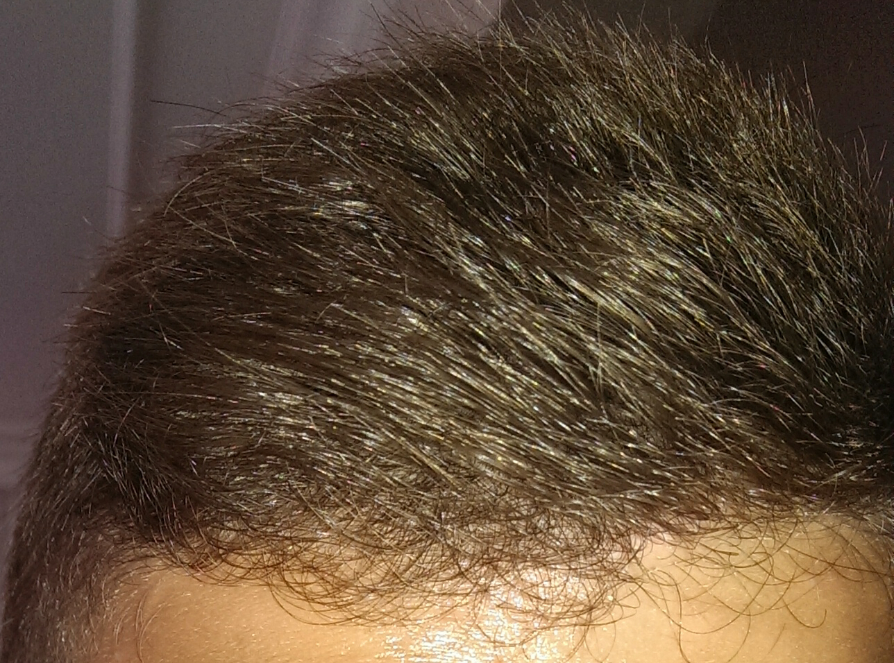 Haare kaputt nach glatten
