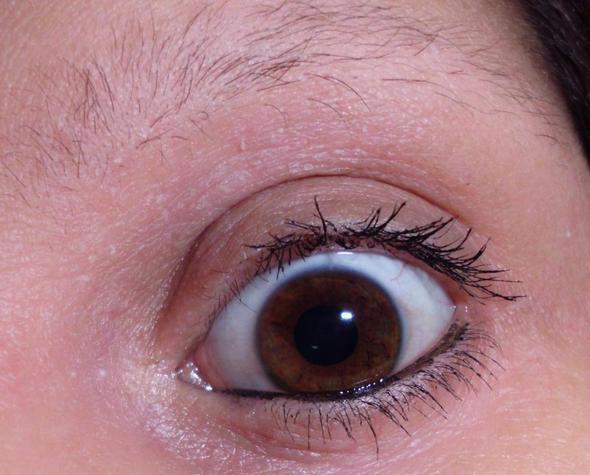 Meine Augenbraue... - (schminken, beau)