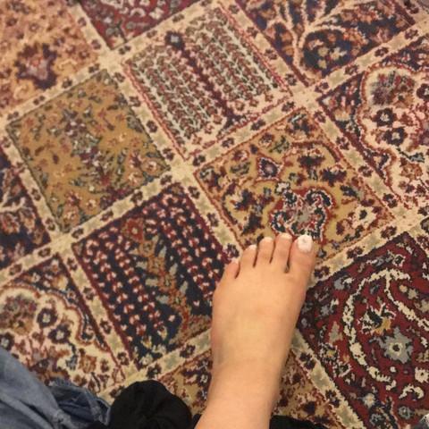 Was kann man gegen diese Füße tun?