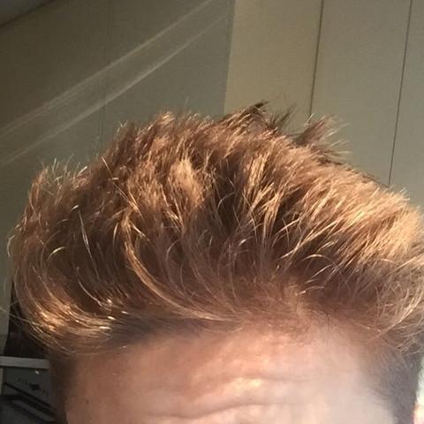 Alle Haare sind einzeln, obwohl ich Haarwachs benutze - (Haare, Spliss, trockene haare)