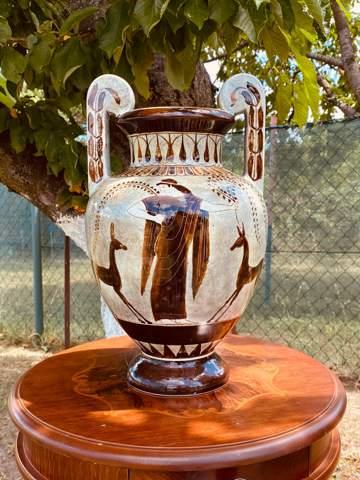 Was könnt ihr mir über diese Vase sagen?Wert?Hersteller?
