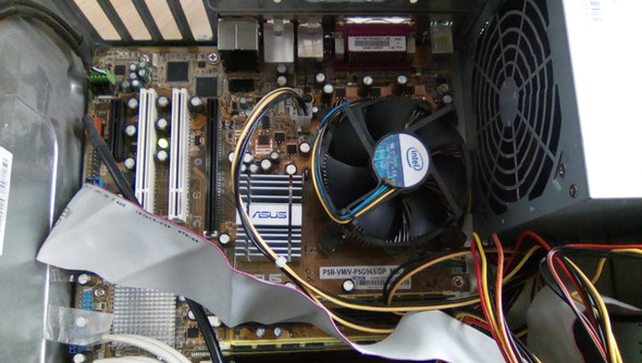 - (PC, Mainboard, Komponenten)