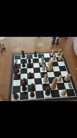 Bin schwarz - (Intelligenz, Strategie, Schach)