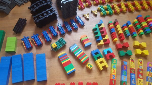 07 - (Wert, sammeln, Lego)