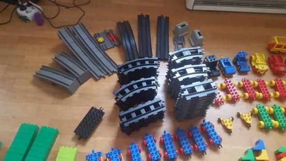 08 - (Wert, sammeln, Lego)