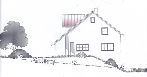 Was koste so ein Keller bei einem Hanggrundstück (Kosten, Hausbau, Plan)