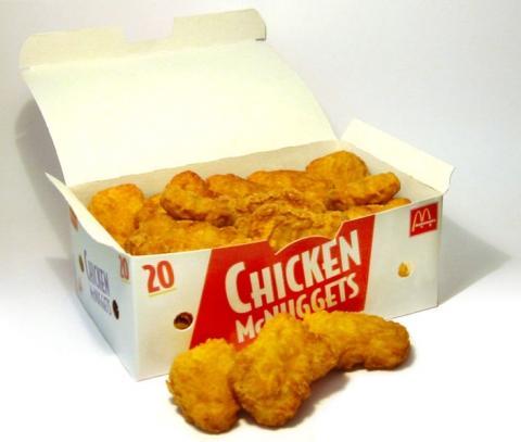 20er Chicken McNuggets bei McDonalds: Wie viel kosten die?