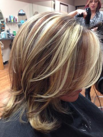 Was Kosten Strähnen Auf Dem Ganzen Kopf Ungefähr Haare Färben