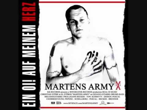 """das bild zB von der Band """"Martens Army"""" ( genre: Oi!) - (Tattoo, Skin, Punk)"""