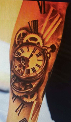 Tattoo - (Tattoo, Tätowieren, Tätowierung)