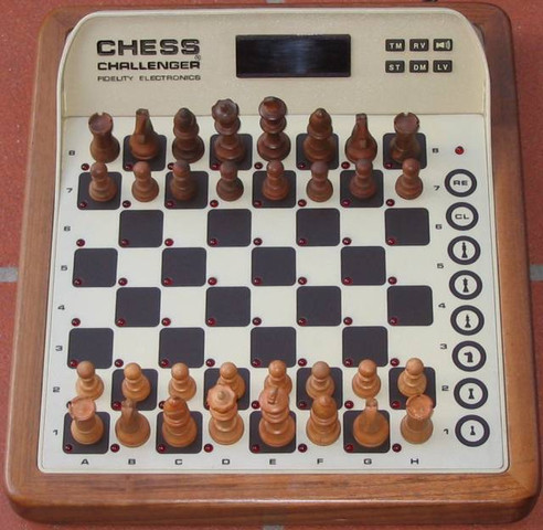 Was kostet ein Fidelity Voice Sensory Chess Challenger?