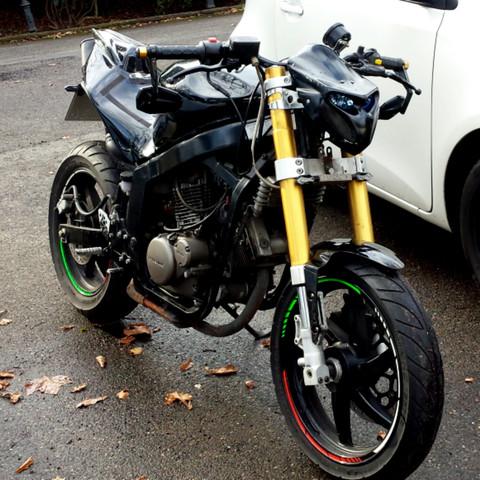 Bild 2 - (Auto, Motorrad, Motor)