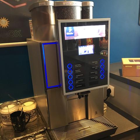 Was kostet so ein Automat?