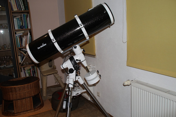 Was mache ich bloß falsch mit meinem Teleskop?