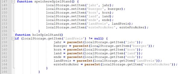 Was mache ich falsch in diesem JavaScript Code?