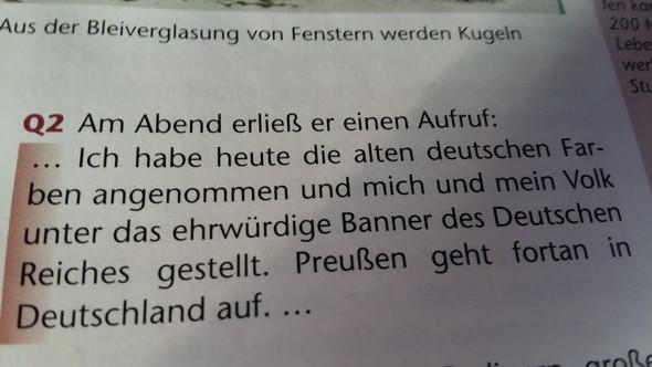 - (Geschichte, Preussen)
