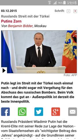 putin vs erdogan  - (Wissen)