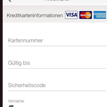 Ebay Kreditkarte HinzufГјgen