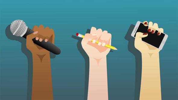 Was muss ein Land tun, um seine Pressefreiheit zu verbessern?