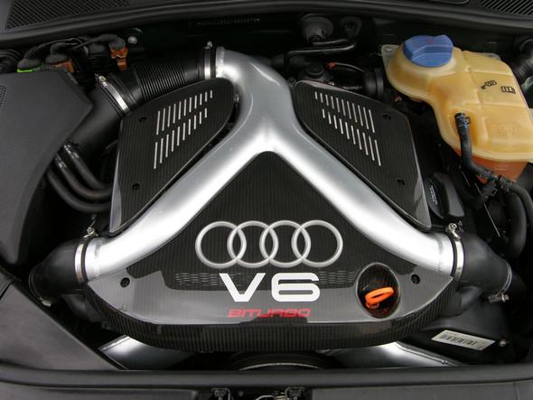 - (Auto und Motorrad, Audi, motorumbau)