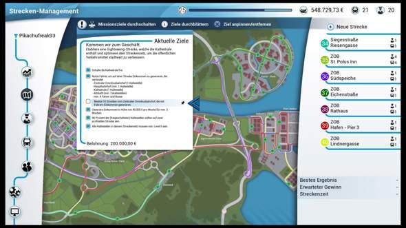 Was muss ich genau tun im Bus Simulator (PS4)?