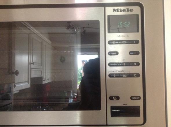 Was muss ich in der Mikrowelle einstellen damit ich eine Pizza machen kann?