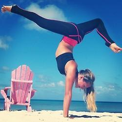 Beispiel 1 - (Sport, Fitness, Yoga)