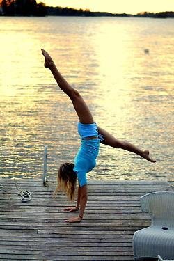 Beispiel 2 - (Sport, Fitness, Yoga)